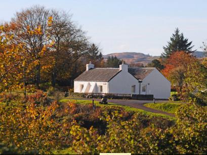 Tigh Grianach-Schotlandreizen