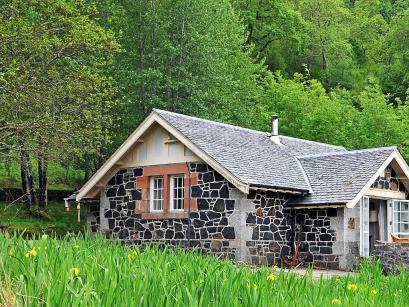 Boat House-Schotlandreizen