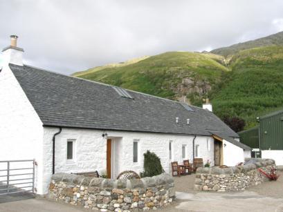 Shepherd's Bothy-Schotlandreizen