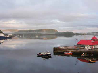 Argyll Mansions-Schotlandreizen