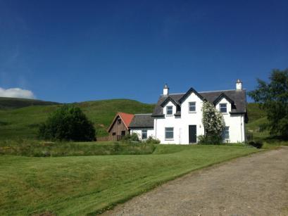 Gaskbeg-Schotlandreizen