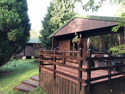 Artney Log Cabin-Schotlandreizen
